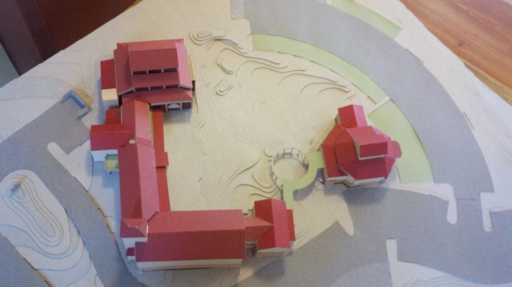 Master Plan model